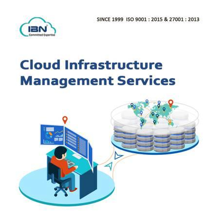 Remote infrastructure management - computer services