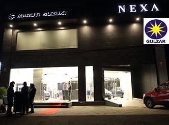 Visit gulzar motors ludhiana for best offer on nexa car