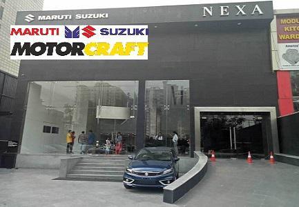 Motorcraft sales - authorized nexa maruti dealer in