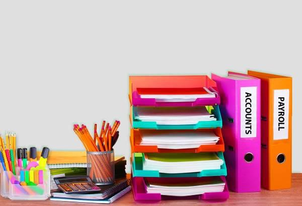 Where you can get stationery items at wholesale rate in