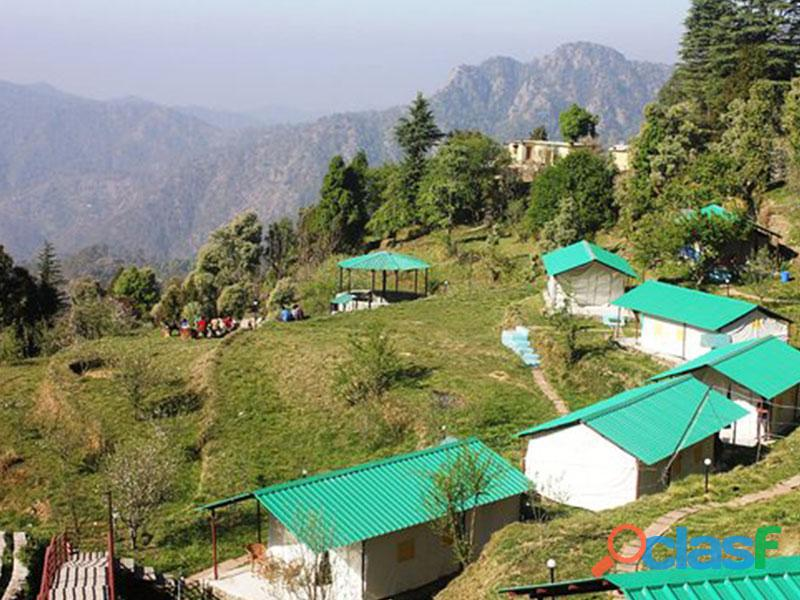 Kanatal Camps Packages | Camps Little Jaguar Kanatal For Camping