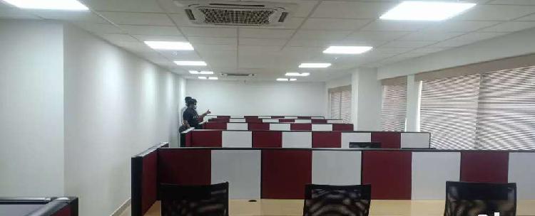 Kodambakkam fully furnished office rent 2900sqft 50w/s