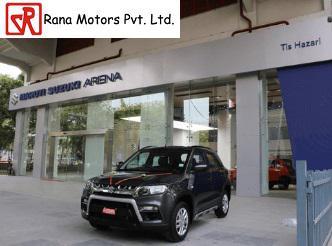 Rana motors - trustable arena car dealer in tis hazari