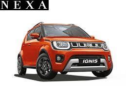Visit navneet motors to buy nexa ignis in udaipur