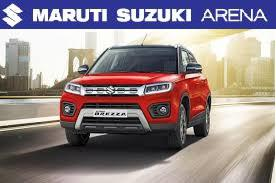 Visit varanasi motors to check vitara brezza on road price