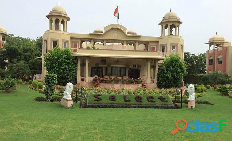 Corporate offsite in manesar | sita heritage resort and spa manesar