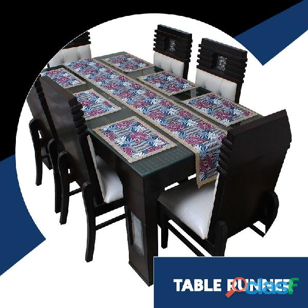 Table runners: buy table runners   dining table