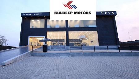 Kuldeep motors - best nexa showroom kanpur