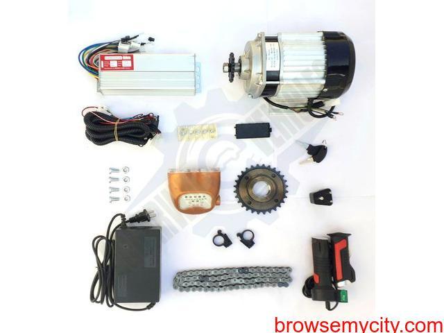 Motor-cycle kit (advance)