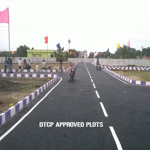 Open plots for sale in yadagirigutta, ytda, dtcp approved