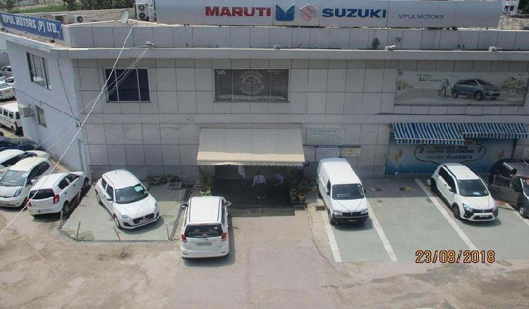 Vipul motors pvt. ltd. - authorized car dealer of maruti