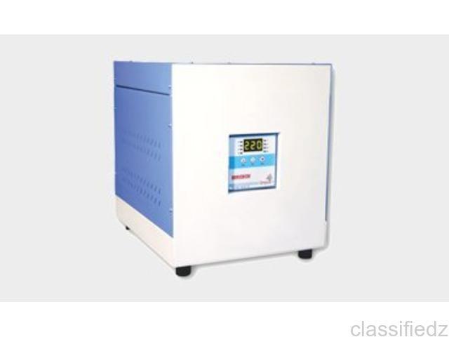 Voltage stabilizer manufacturer [ghaziabad]