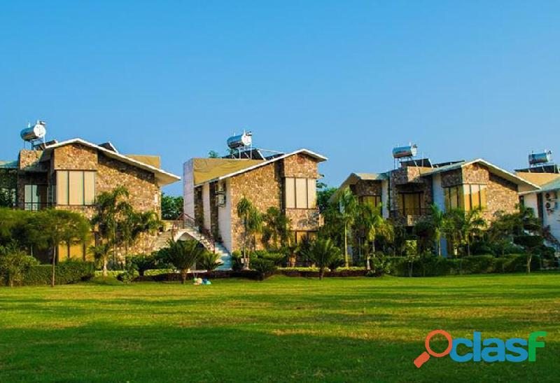 Weekend getaway near delhi | the roar resort jim corbett