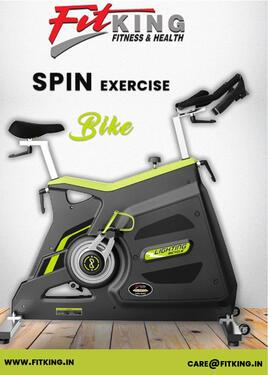 Fitking s 959 spin exercise bike evost fitness