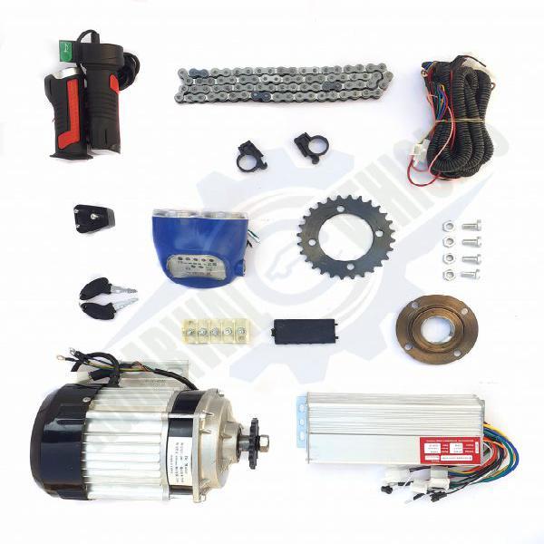 Motor-cycle conversion kit (lite)