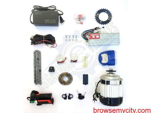 Motor-cycle conversion kit (pro)