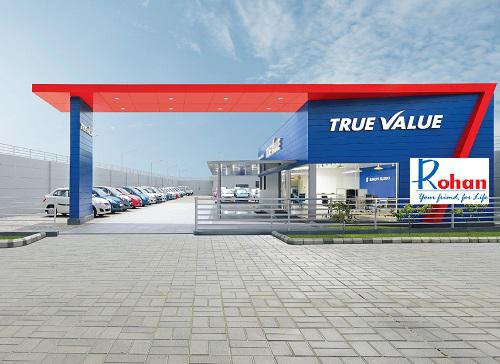 Rohan motors - trusted car dealer of true value