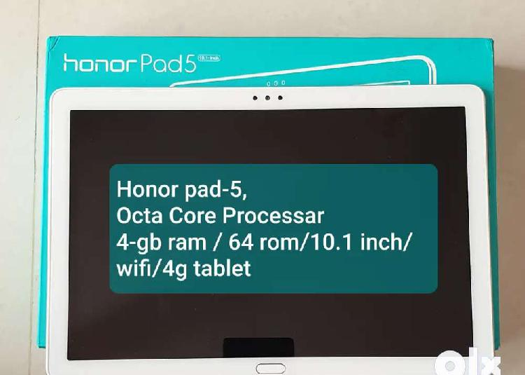 Honor tab 5 brand new box pack 1 year warranty & (ipad 5th
