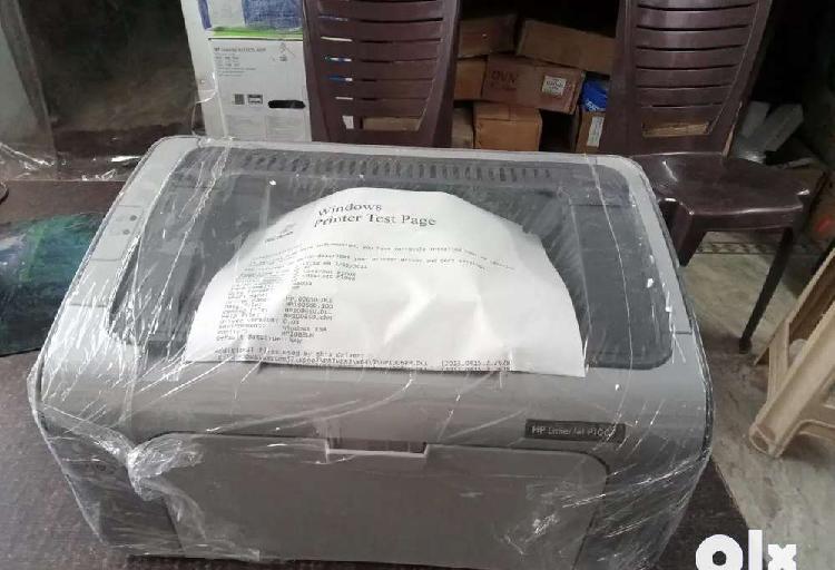 Hp laserjet printer 1007/1008 old