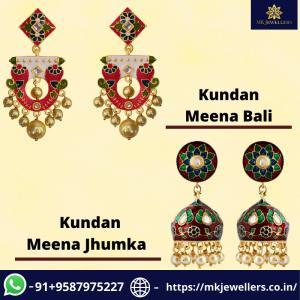 Meenakari jewellery manufacturer and wholesaler to enhance l