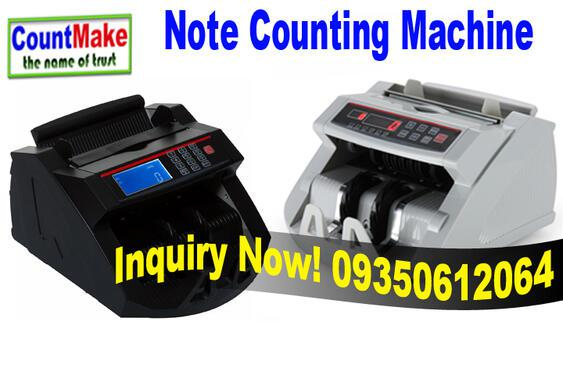 Note counting machine dealer in new delhi