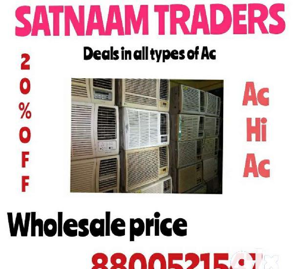Window ac _ wholesale price with warranty