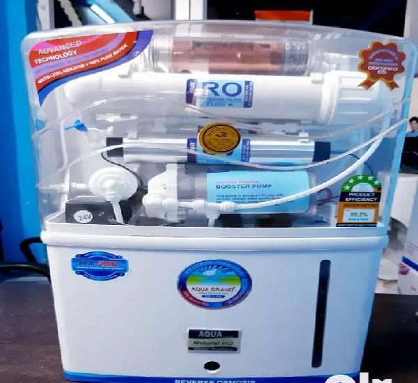 Aquagrand plus active copper ro uv tds water purifier