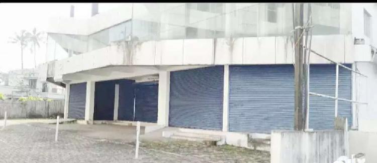 30000 sqft ground floor showroom & office at kalamassery