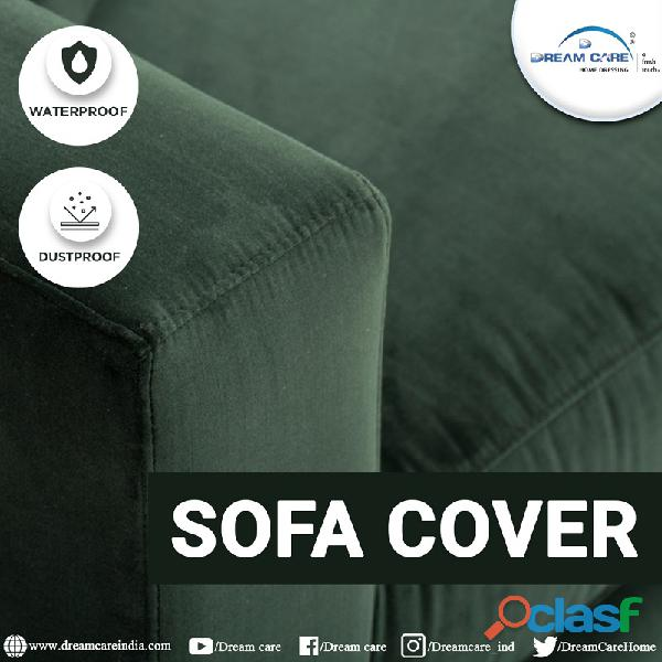 Sofa covers: buy sofa covers at best prices in india