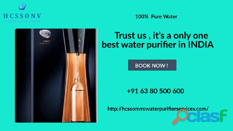 Water purifier in chennai@+91 63 80 500 600