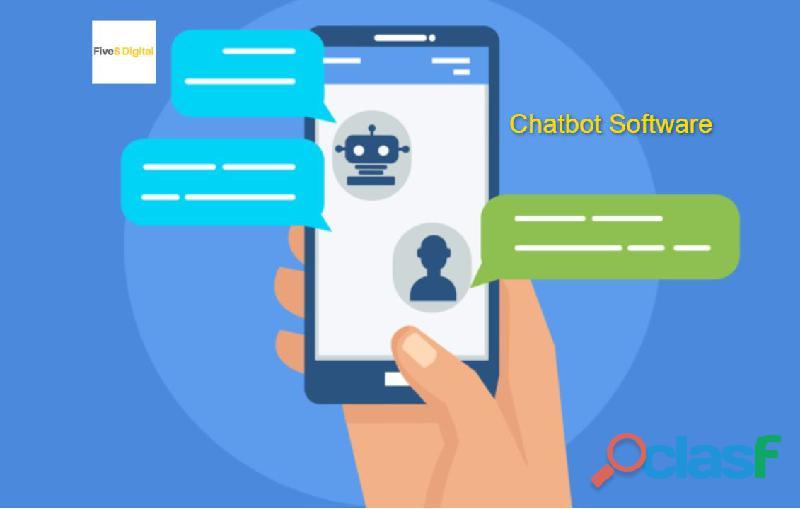 Best Chatbot Software for Your Business   FiveSdigital