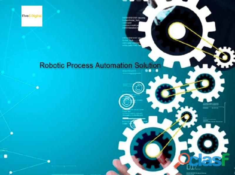 RPA Software for Digital Business Automation   FiveSdigital