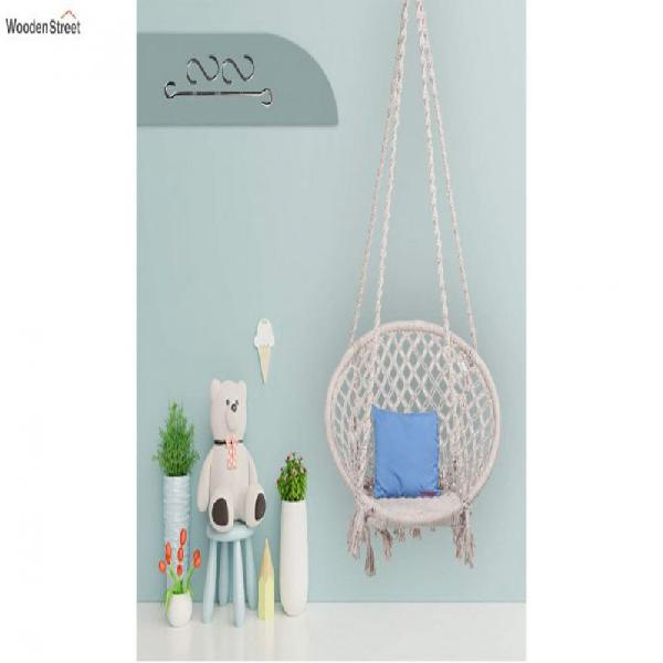 Buy best quality swing chairs online @ wooden street
