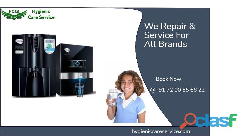 Ro water purifier services in chennai – hygienic care service@+91 72 00 55 66 22