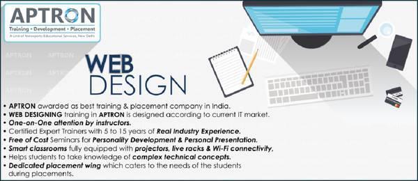 Web designing course in noida - lessons & tutoring