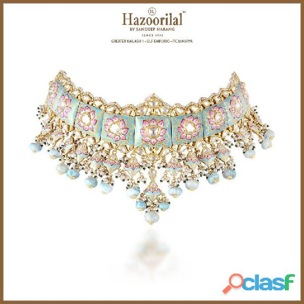 For bridal jewellery online shopping