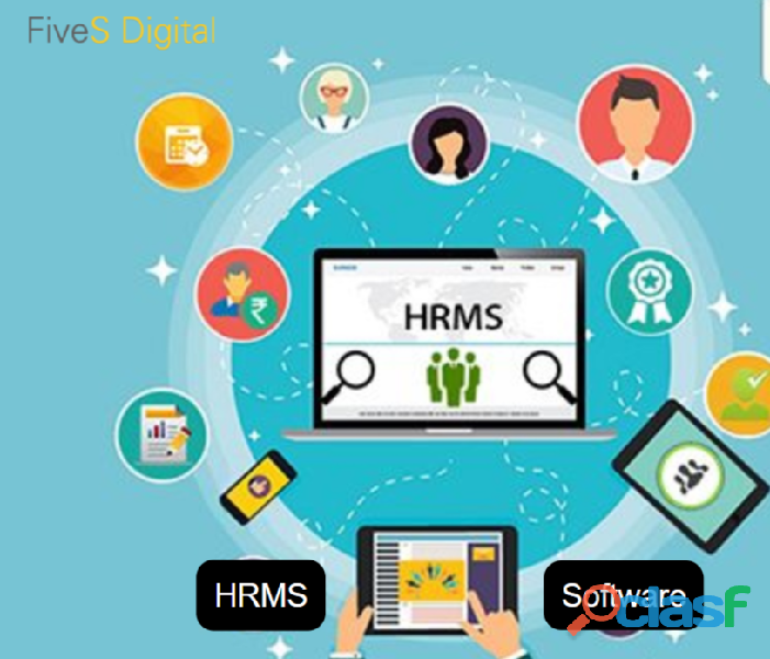 HRMS Software for your business   FiveSdigital