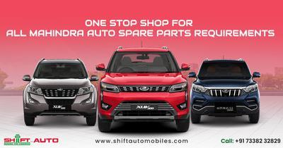 Mahindra car spare parts in bangalore –