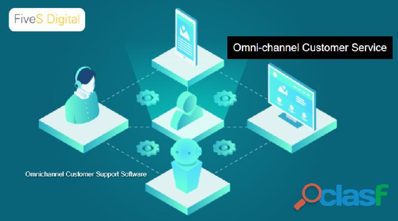 Omnichannel Customer Support Service   Fivesdigital