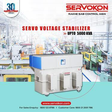 Find here best servo voltage stabilizers