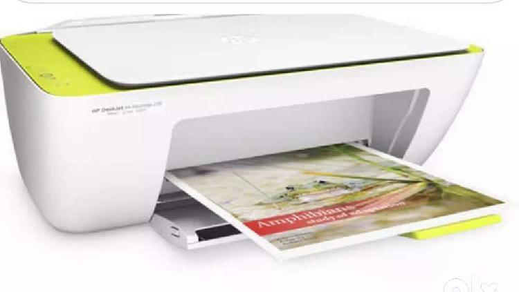 Hp 2135 printer color black&white scanner copy best