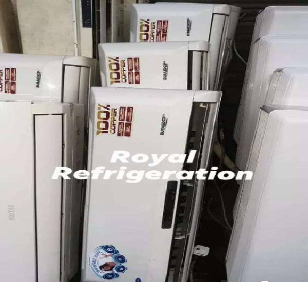 Second hand air conditioners are available for sale. at very
