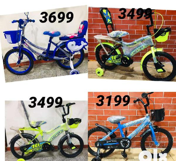 Wholesale offer for all brand new cycles