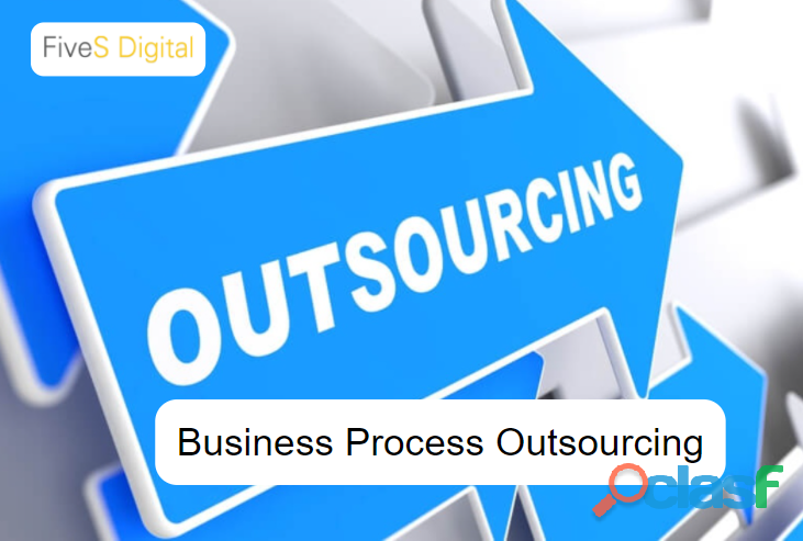 Business Process Outsourcing Service providers   Fivesdigital