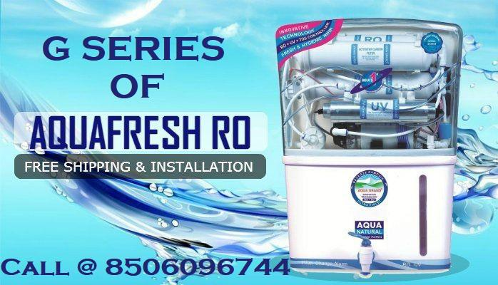 Aquafresh g series ro system