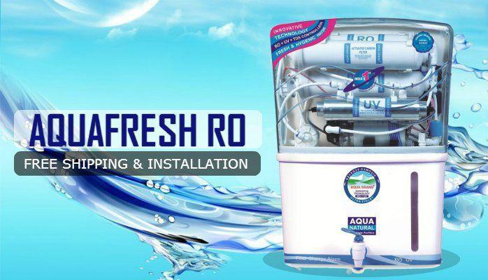 Aquafresh pearl ro system