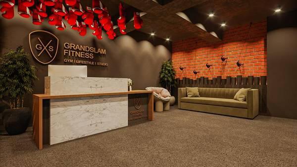 Gym setup - health/wellness services