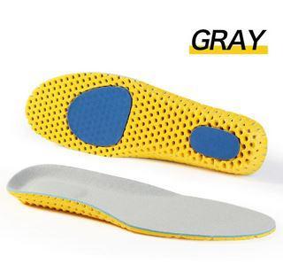 Orthopedic memory foam sport support insert feet soles pad