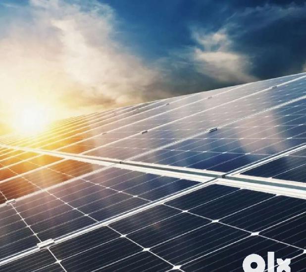 Sidhu solar system on grid / off grid