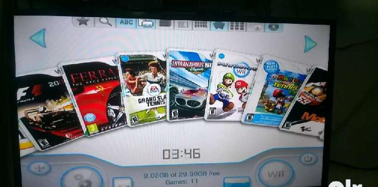 Wii games rs. 130